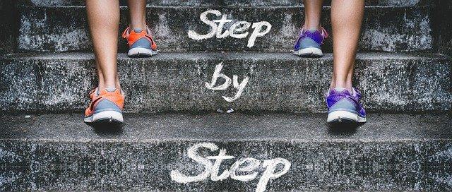Med en step up bräda får du bra träning